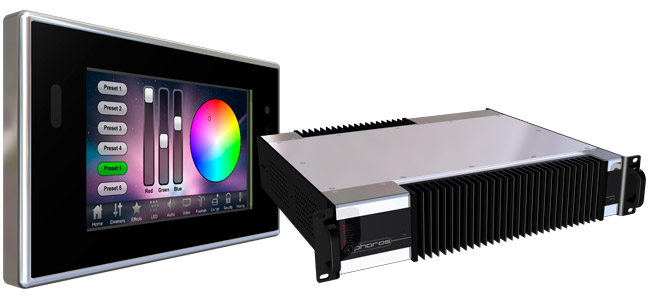 Lighting Control Griven Usa Led Architectural